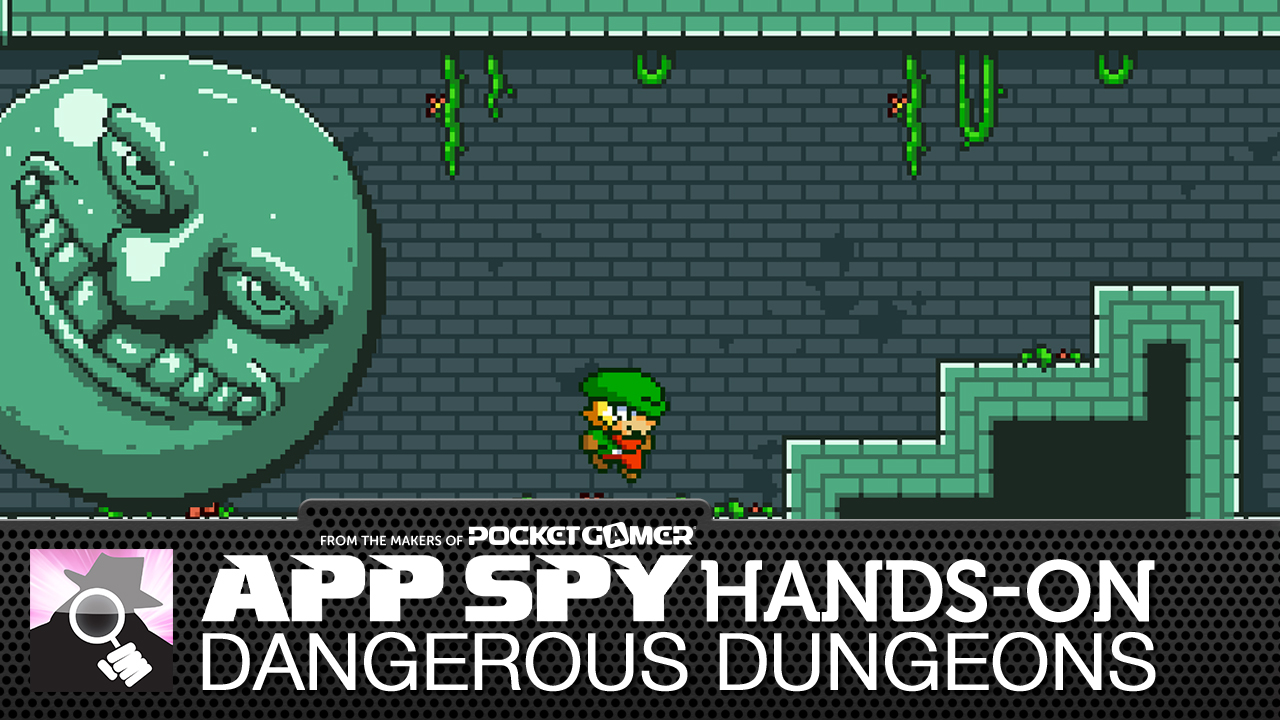 Dangerous Dungeons is the huge new follow up to Tiny Dangerous Dungeons