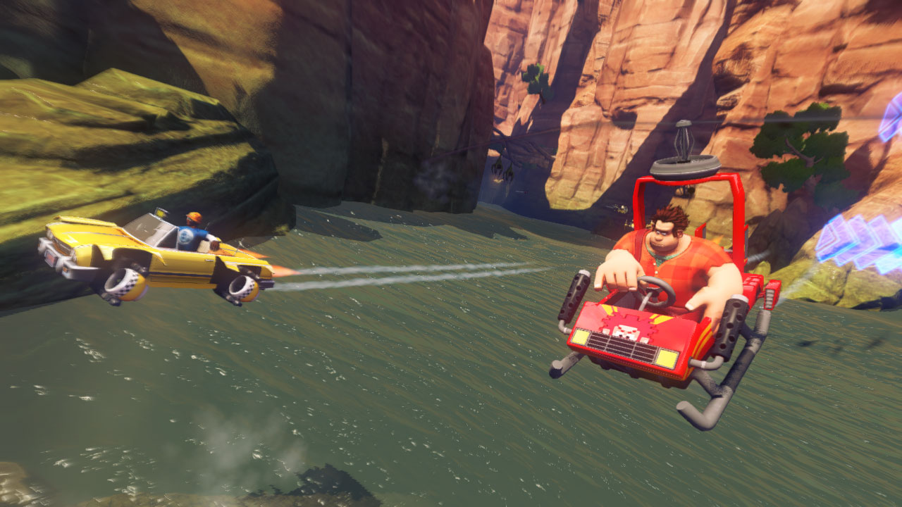 Disney's Wreck-It Ralph to appear in Sonic & All-Stars Racing Transformed