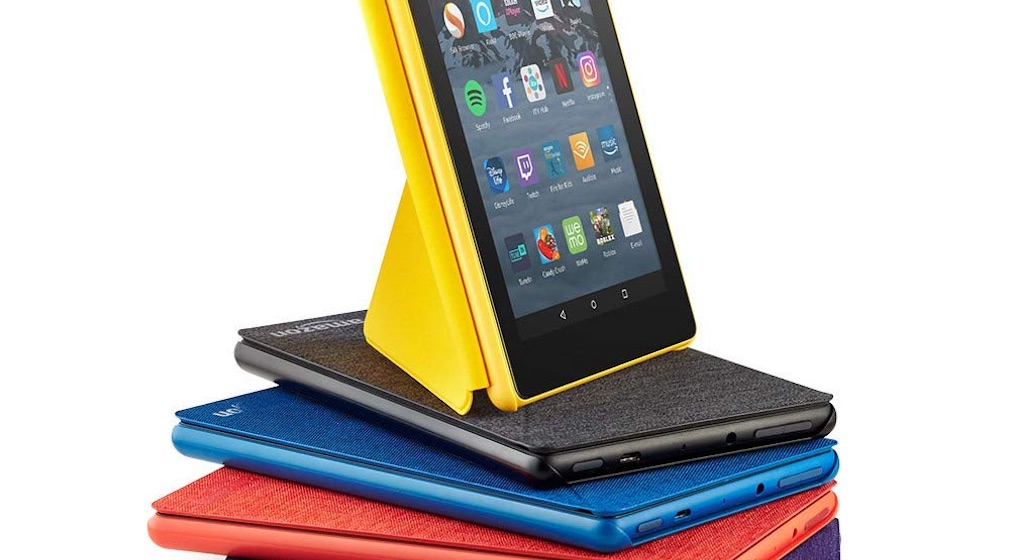 There are some really great deals on Amazon Fire tablets this Black Friday