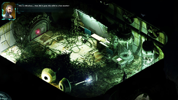 Isometric sci-fi horror adventure game Stasis could come to iPad