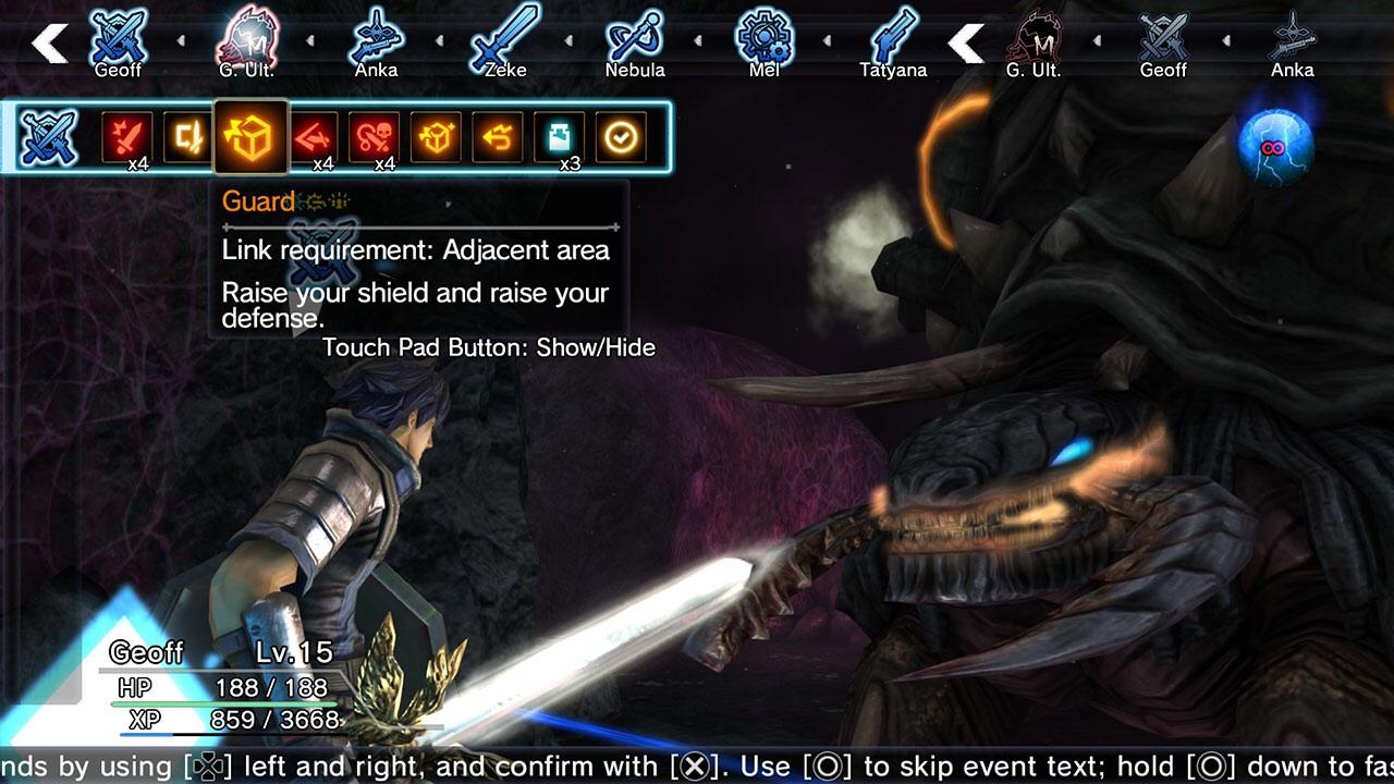 Patapon director's hardcore Vita strategy RPG Natural Doctrine will provide a stiff challenge