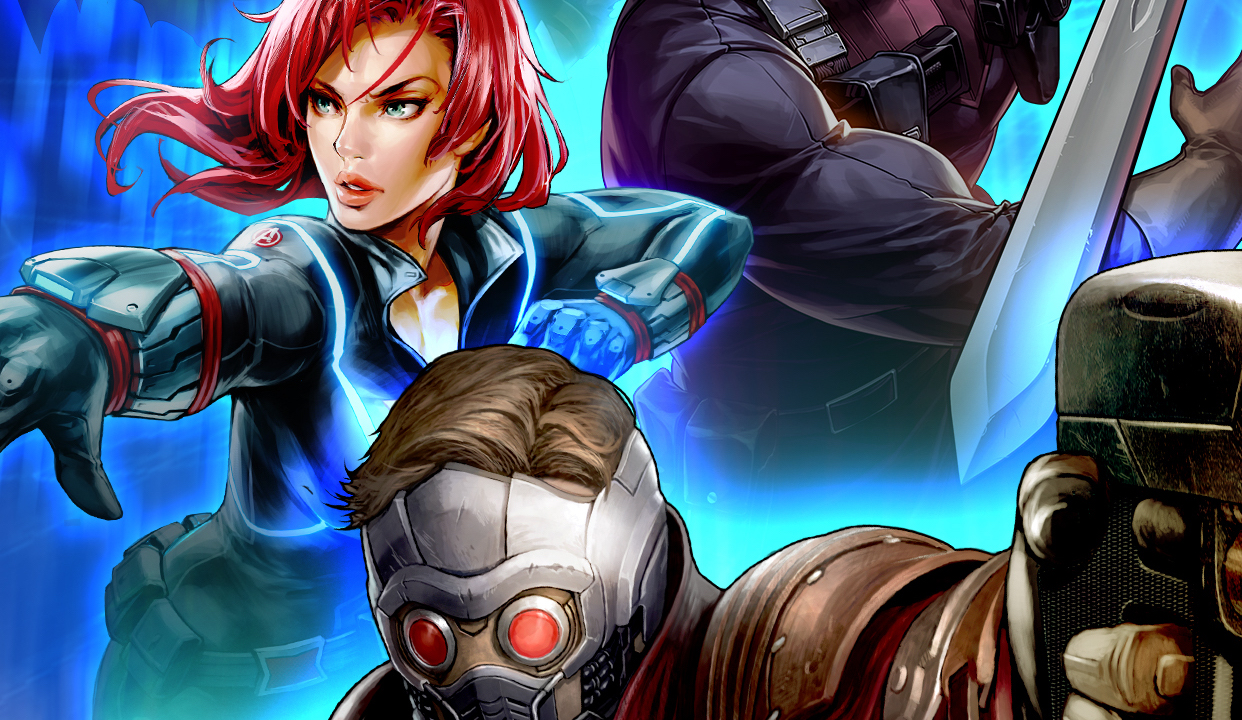 Marvel Battle Lines launches on iOS and Android worldwide later this month
