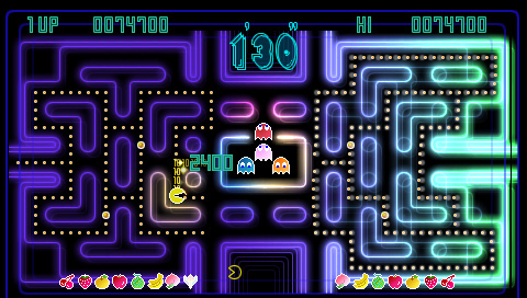 Pac-Man: Championship Edition finally released on PSP Minis in US