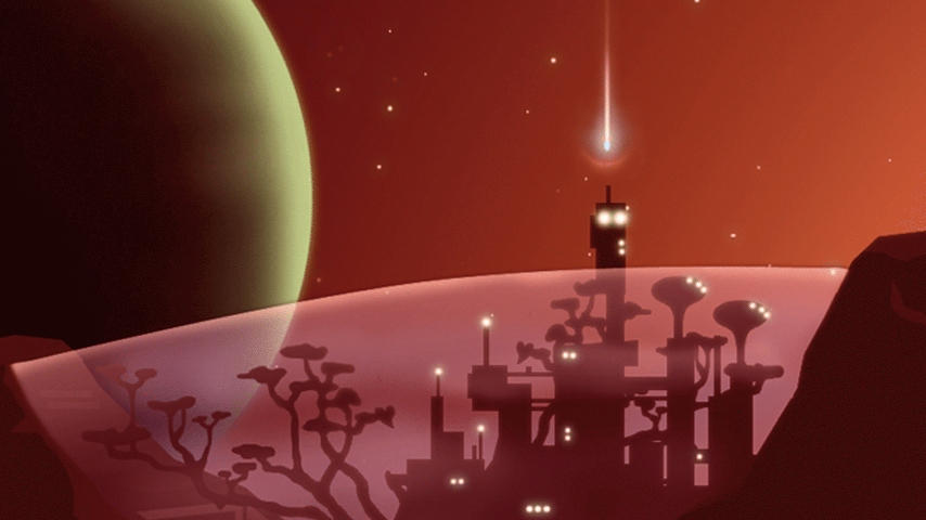 Beautiful exploration game Eufloria Adventures will glide onto PlayStation Mobile on April 16th