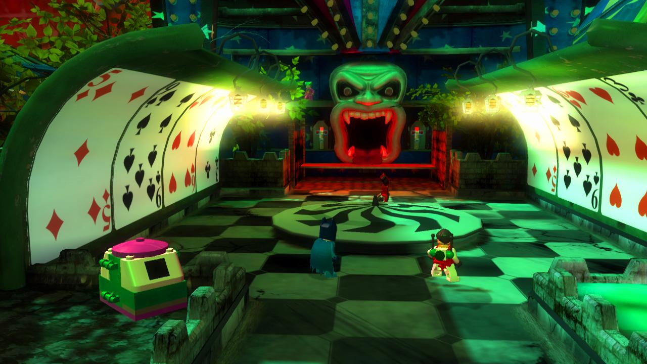 LEGO Batman: The videogame