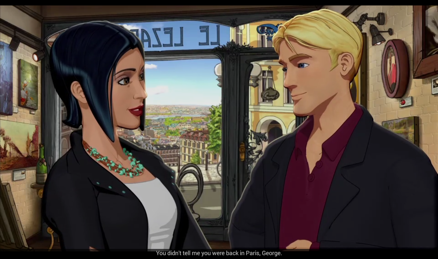 Chat with Charles - We talk the future of Broken Sword with its mastermind