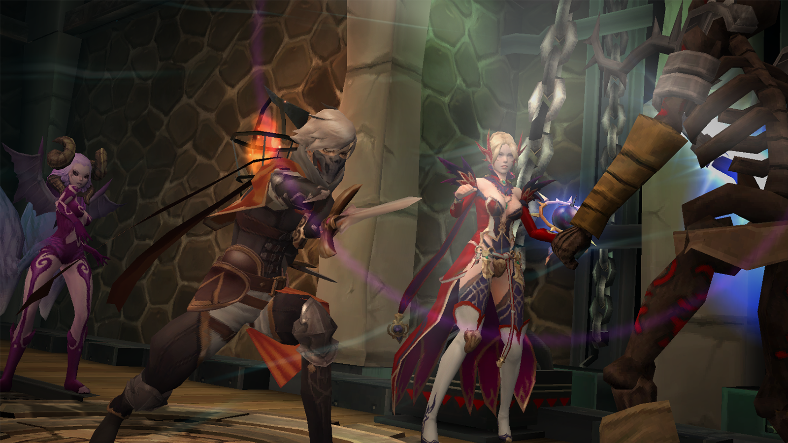 Pre-Register Event for JoyCity's new RPG release Eldrian Legacy