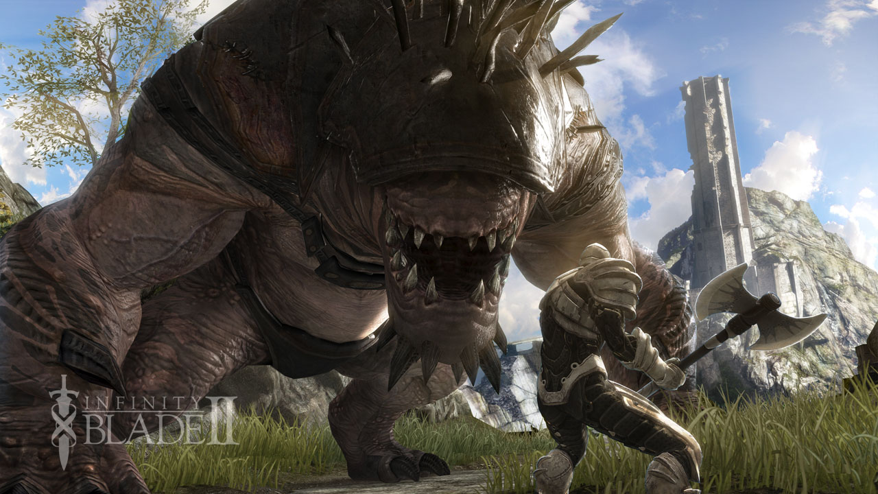Infinity Blade II out on Android? Nope - it's a fake