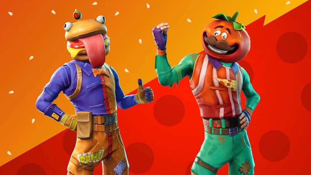 Fortnite's getting mucky for a limited time in its latest update