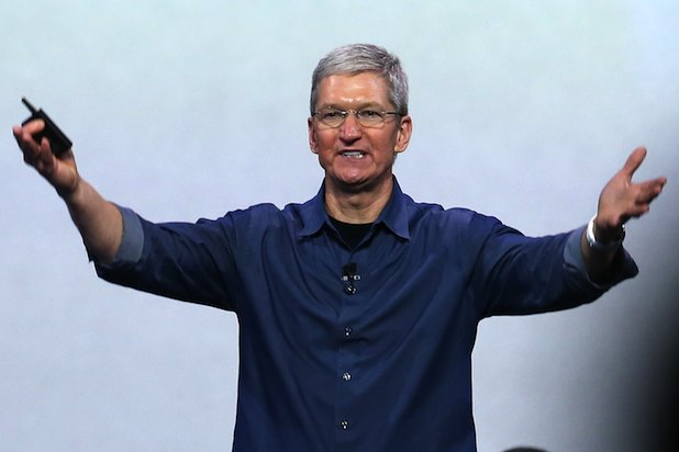 Tim Cook thinks VR is 'really cool'
