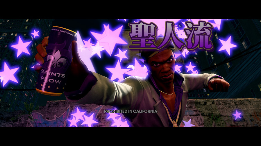 Saints Row: The Third Switch Review -