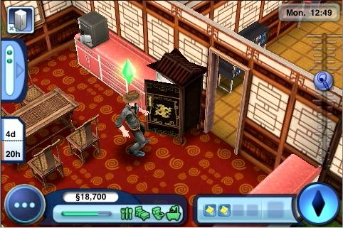 Producer Justin Taber details The Sims 3: World Adventures iPhone enhancements