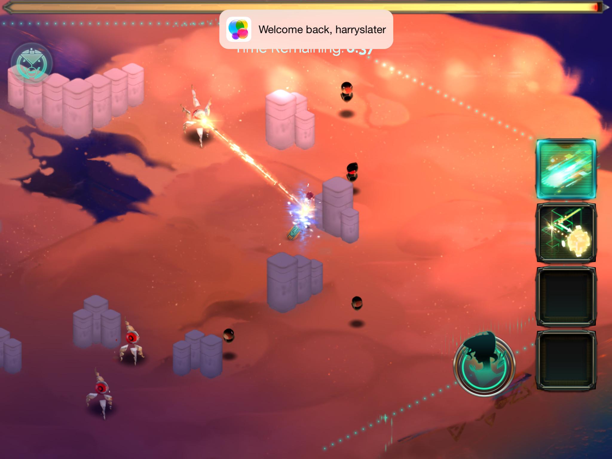 Transistor - An alluring RPG