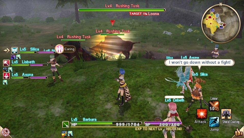Sword Art Online: Hollow Realization icon