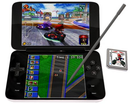 Nintendo DS2 rumours circulate at GDC: accelerometer, GameCube performance