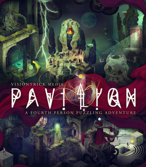 The utterly gorgeous puzzler, Pavilion, is out now on NVIDIA SHIELD, coming soon to PS Vita