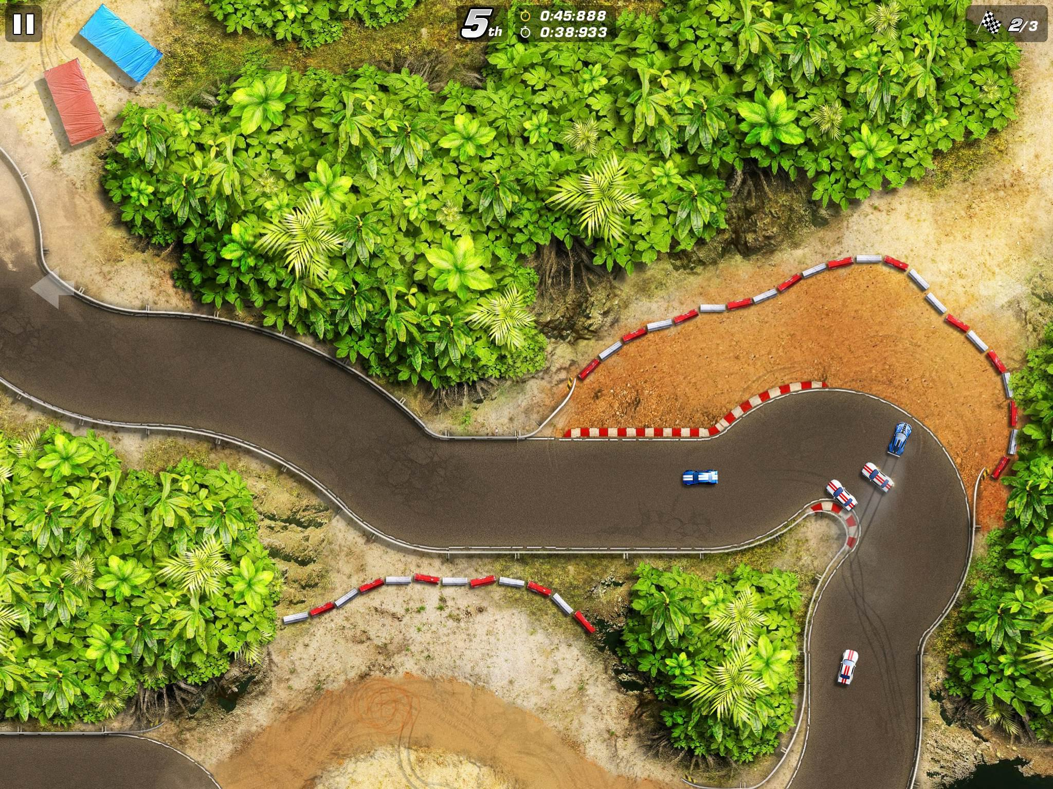 Grab Gold-Award winning arcade racer VS. Racing 2 for absolutely nothing