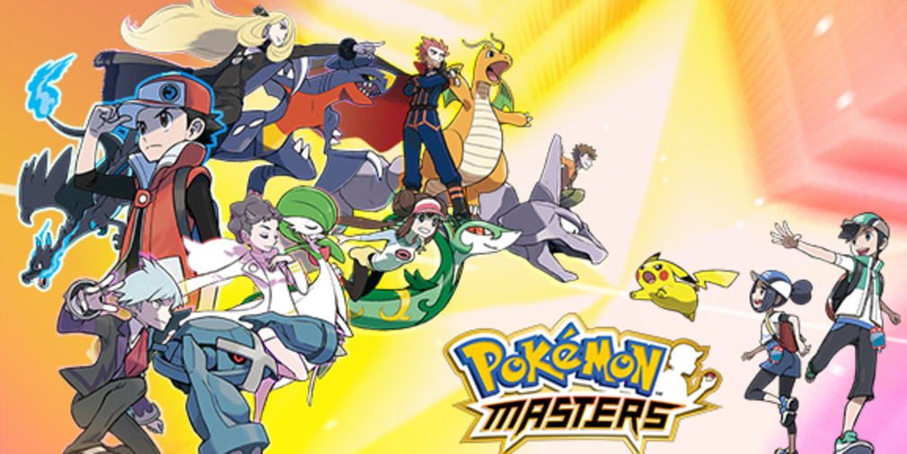 Pokemon Masters adds another starter Pokemon Sync Pair with Hilbert and Oshawott