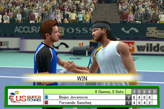 Hands-on with Virtua Tennis Challenge on Xperia Play