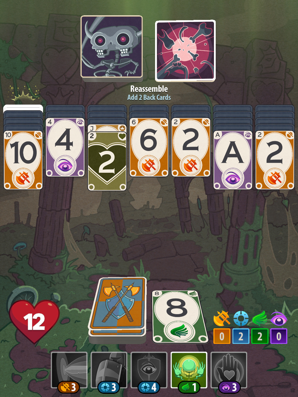 Solitairica brings its blend of solitaire and RPG to iOS on August 25th