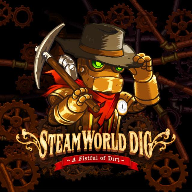 This Week On The 3ds Eshop Steamworld Dig Mario Luigi