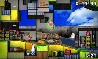 3DS platformer Yumi's Odd Odyssey coming to Europe as Sayonara Umihara Kawase