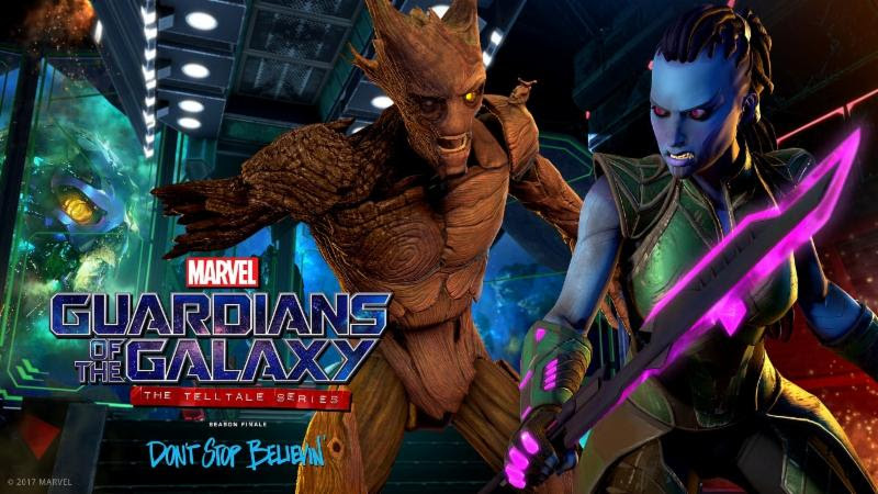Guardians of the Galaxy counts down to its final episode's release with a new trailer
