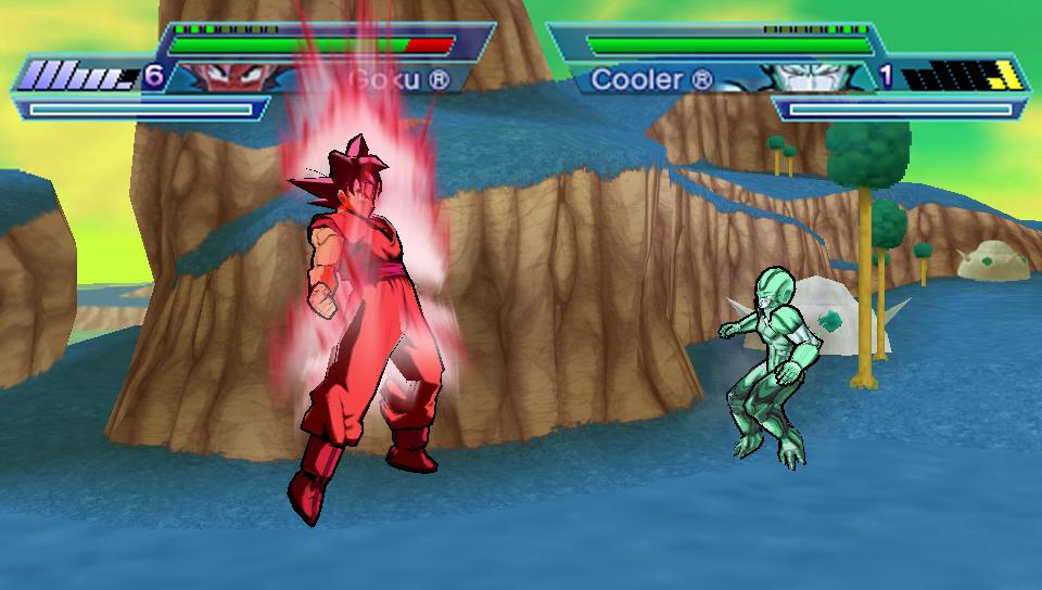 Dragon Ball Z: Shin Budokai 2 | Games | Pocket Gamer
