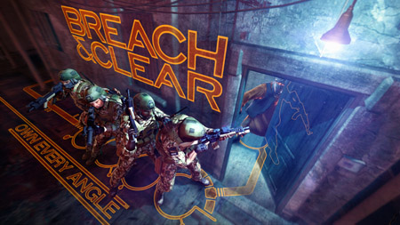 100 percent of proceeds from select Breach & Clear DLC will be donated to charity
