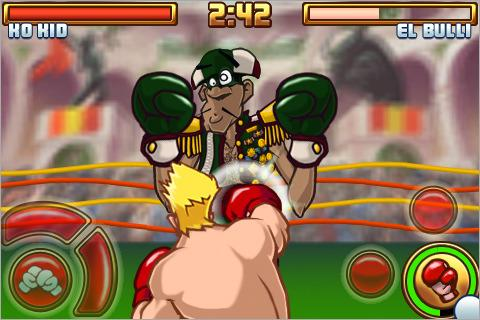 Super KO Boxing 2 free today on iPhone