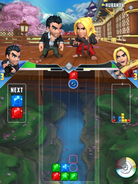 Puzzle Fighter review - Should the classic puzzler have been