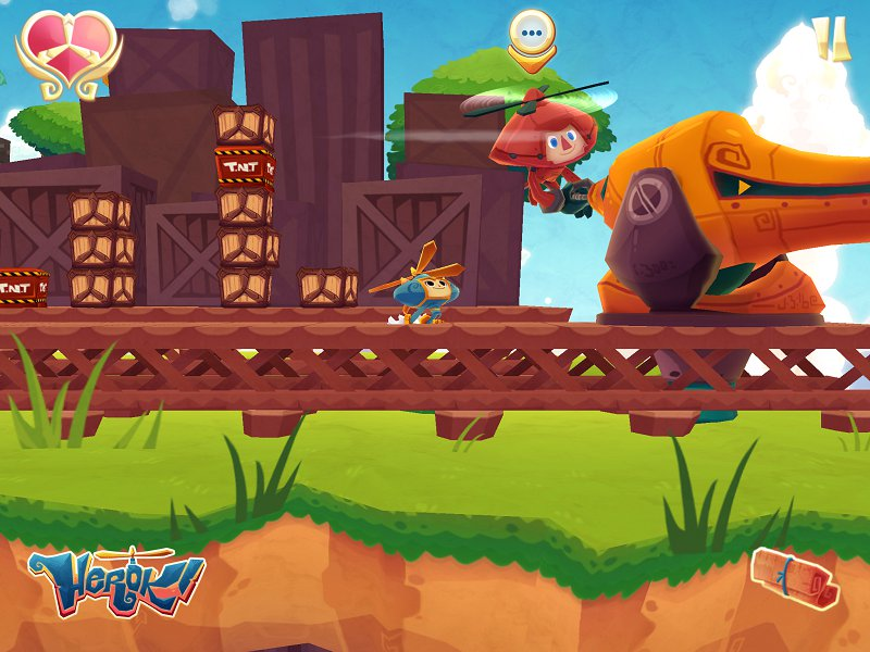 Heroki's latest update adds Apple TV support, iCloud and tons of changes