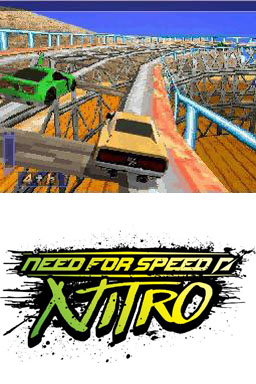 Hands on with Need for Speed: Nitro DS