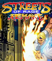 Streets of Rage Remake coming to GP2X Wiz
