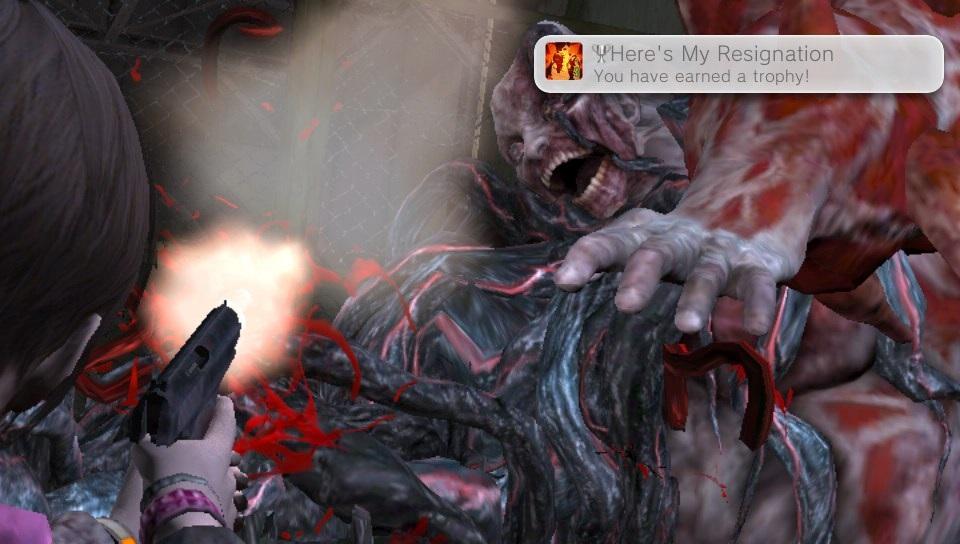 Resident Evil Revelations 2 PS Vita, screenshot 7