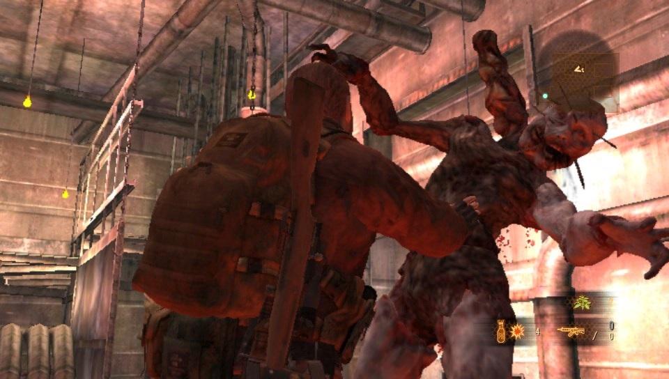 Resident Evil Revelations 2 PS Vita, screenshot 8