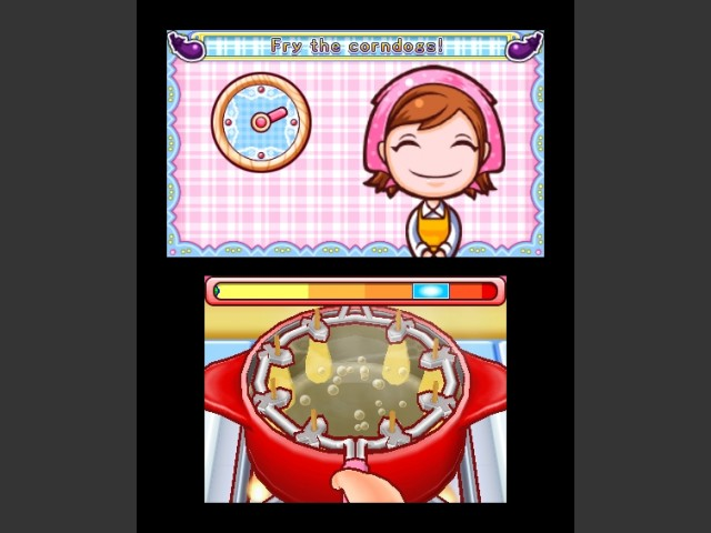 Cooking Mama 5 currently at a rolling boil, will see release in Japan this winter