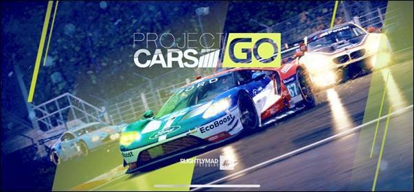 A Project CARS mobile game is on the way, though we're not too sure what to expect