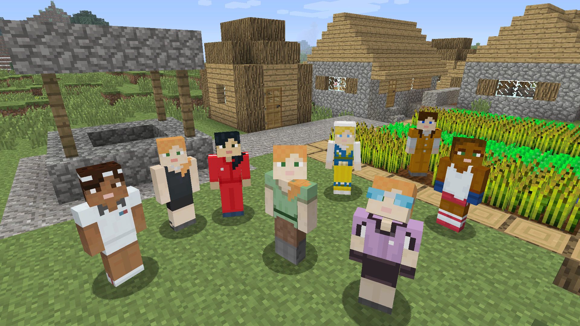 [Update] Minecraft: Battle Minigame lets you easily organize multiplayer sessions, out on June 21st on PSVITA