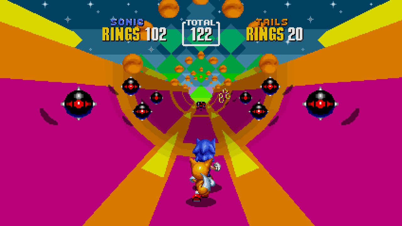 Sonic The Hedgehog 2 for iOS now features the lost Hidden Palace mode