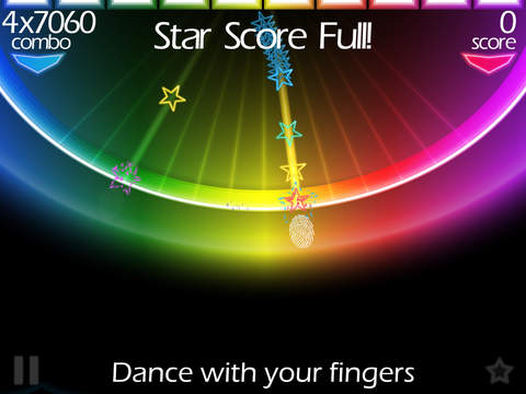 SongArc is a new rhythm game where the note charts are crowd sourced from the community