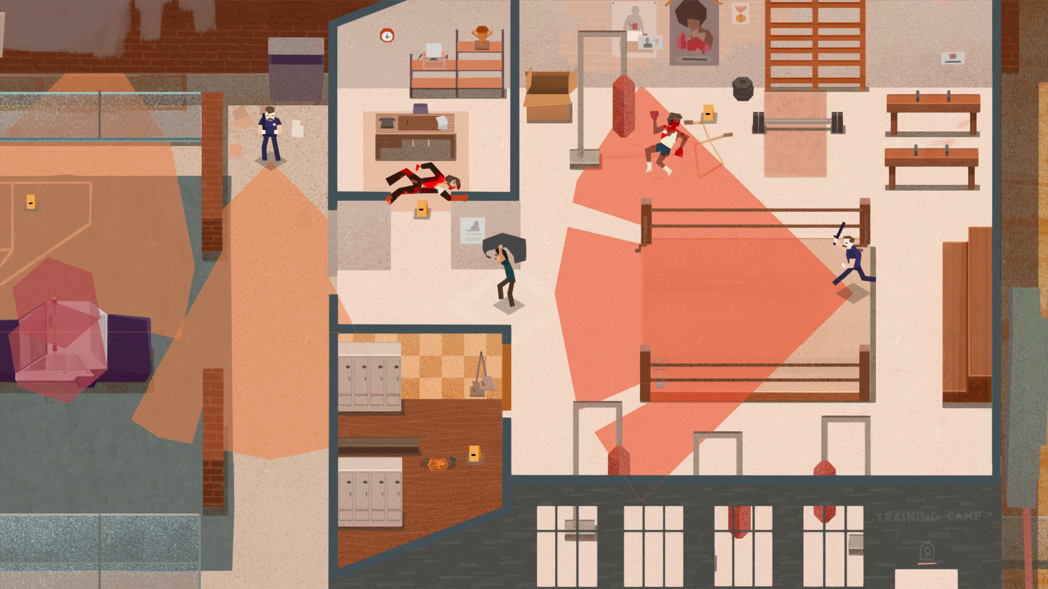 Fast-paced stealth game Serial Cleaner is headed to the Nintendo Switch