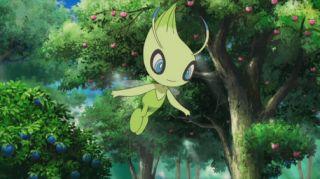 Catch Celebi in Pokemon GO starting next week!