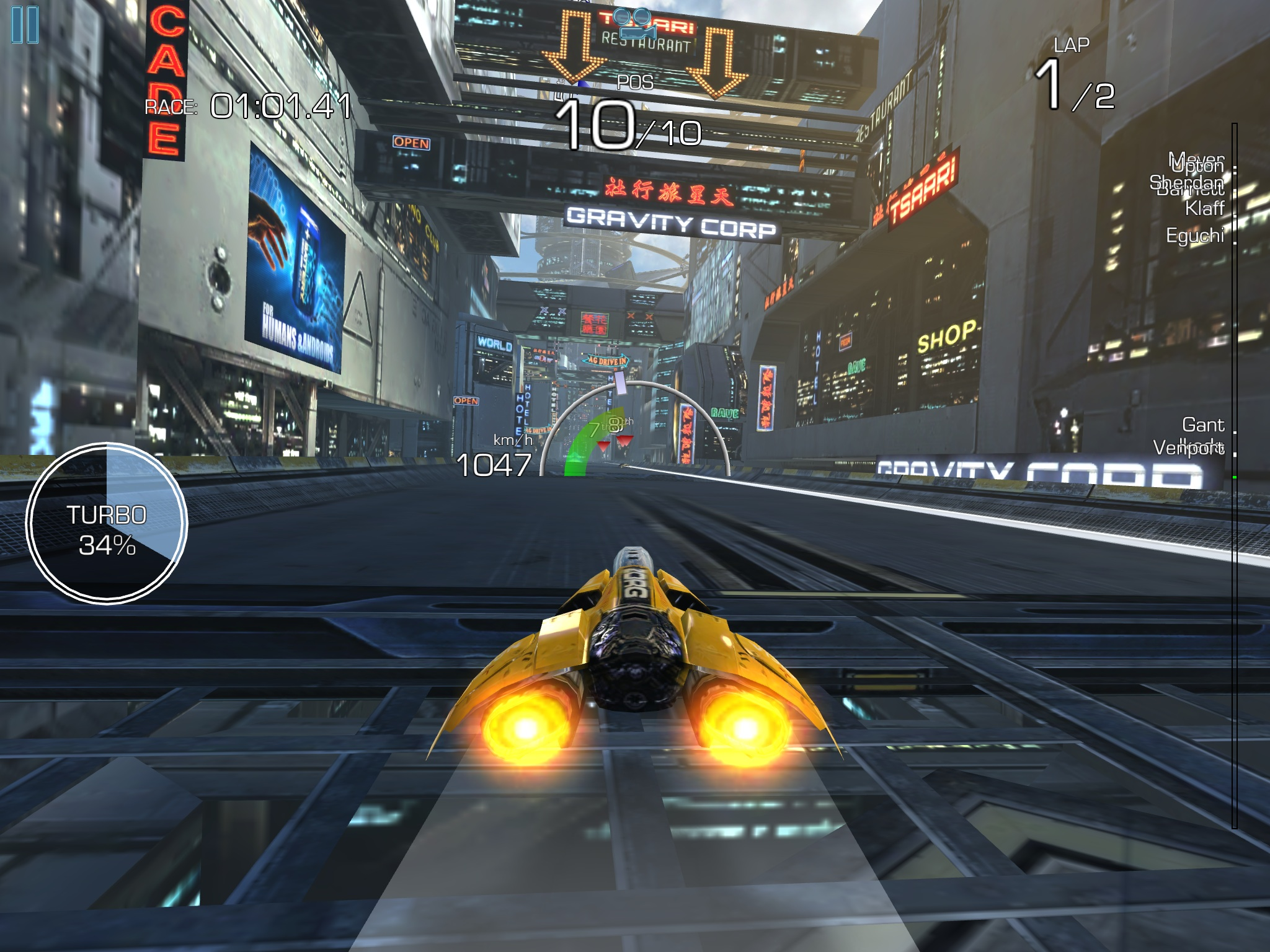 PGC 2014: Sci-fi racer AG Drive is the Pocket Gamer Connects 2014 Very Big Indie Pitch winner