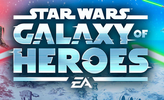 Star Wars: Galaxy of Heroes - I've got the (almost) three-year itch