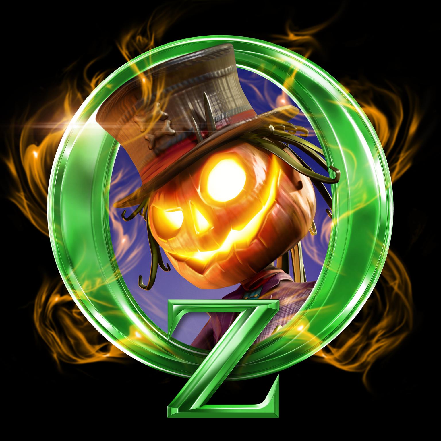 Say hello to Oz: Broken Kingdom's newest violent veggie character - Jack Pumpkinhead