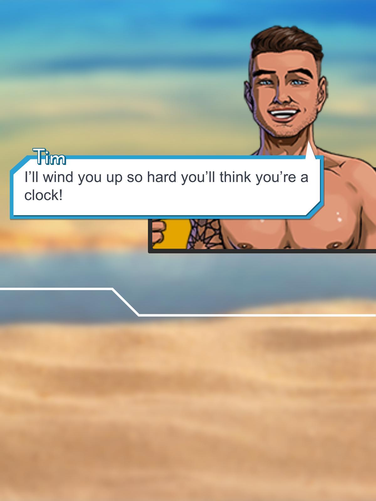 Игра мобильный любовник секс с парнем