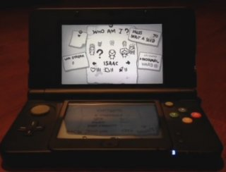 The Binding of Isaac: Rebirth is heading to New Nintendo 3DS, for real