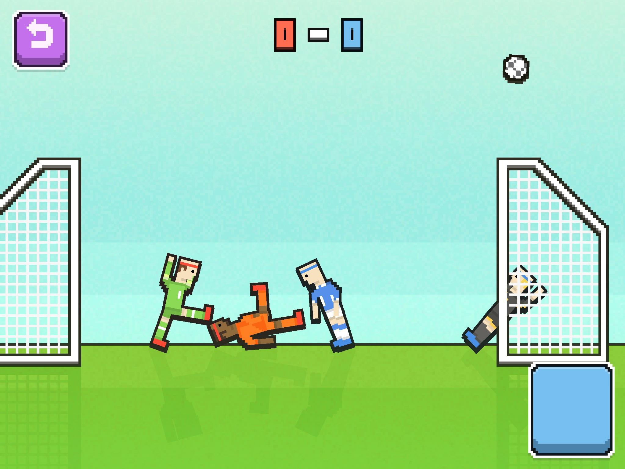 Physics Soccer