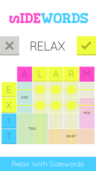 Bronze Award-winning puzzler Sidewords drops in price to 99p/99c in first sale